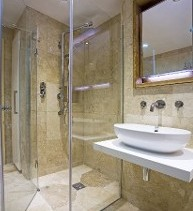 Shower, Domestic Plumbers in Spalding, Lincolnshire